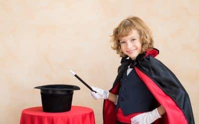 Why Do Children Love Magic?